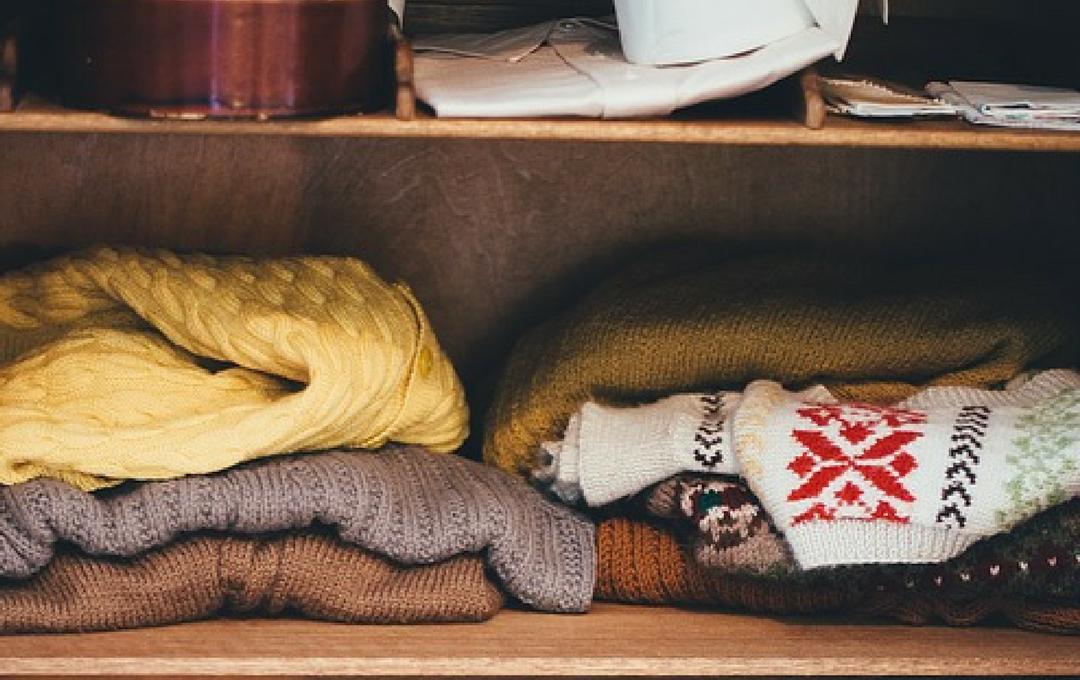 Como limpar seu armário