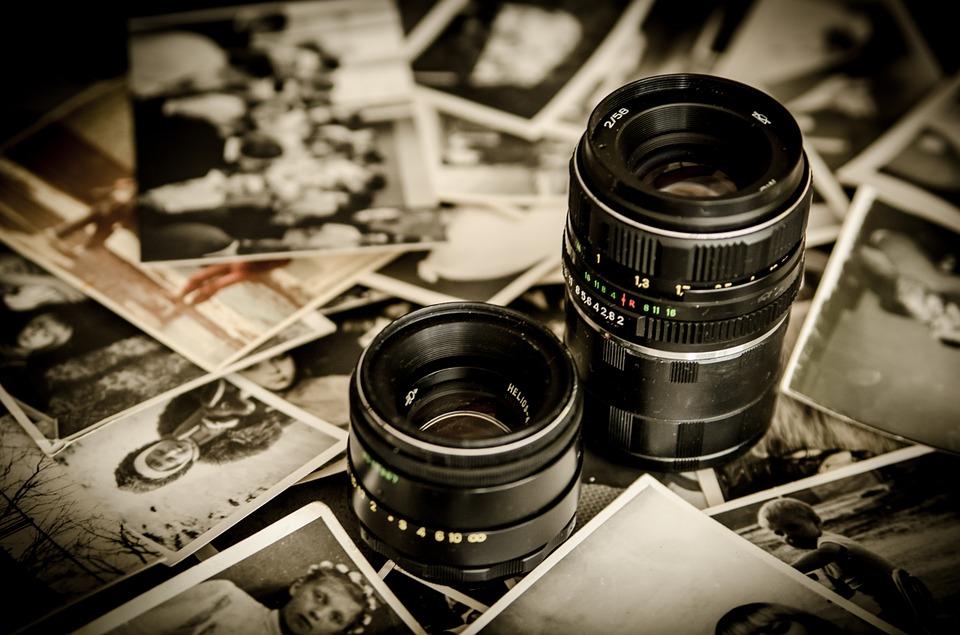 Como organizar fotos
