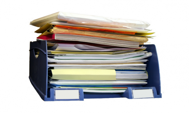 Como organizar arquivos e pastas