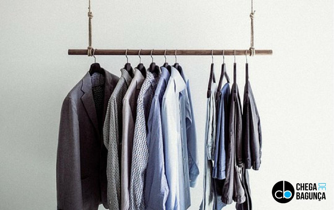 Como fazer um closet rápido