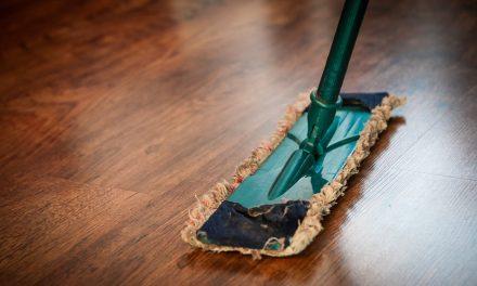 Como limpar o piso