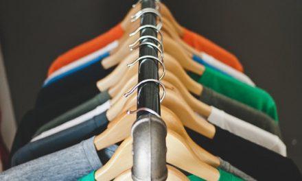 Como organizar seu armário ou closet