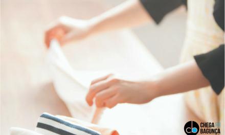 Como organizar roupa íntima