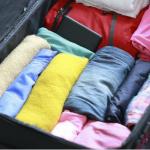 Como organizar mala de viagem