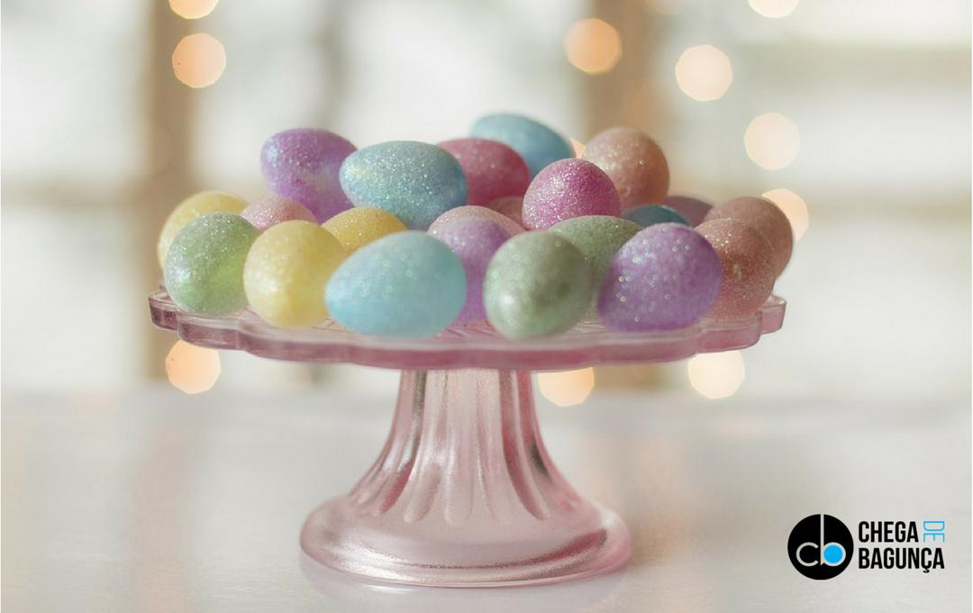 10 ideias de lembranças para a Páscoa