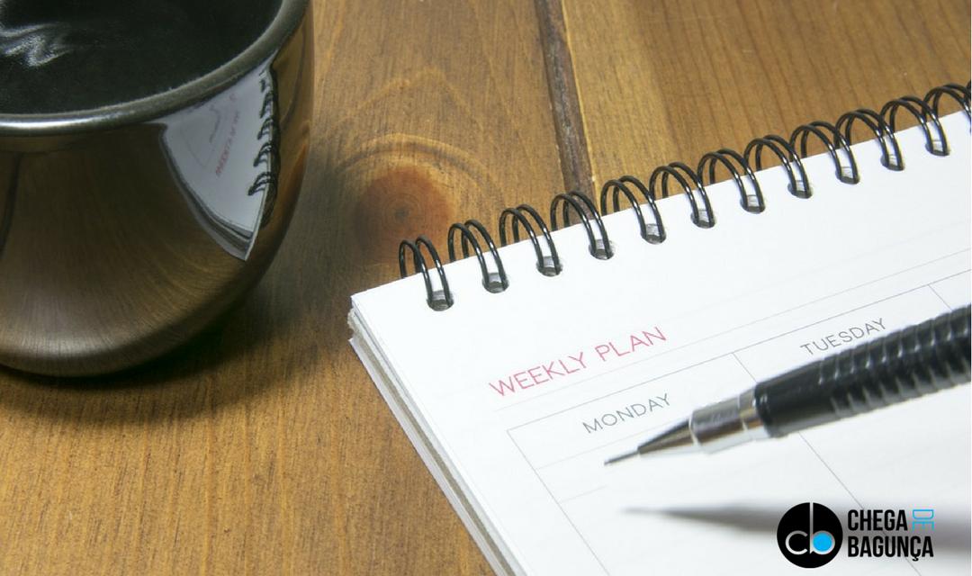 7 coisas para fazer domingo para uma semana produtiva
