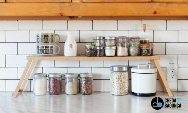 11 ideias para criar espaço extra na cozinha