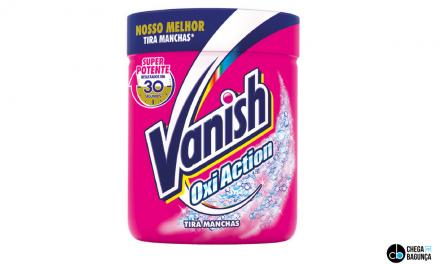 Vanish Oxi Action | Resenha de Produto