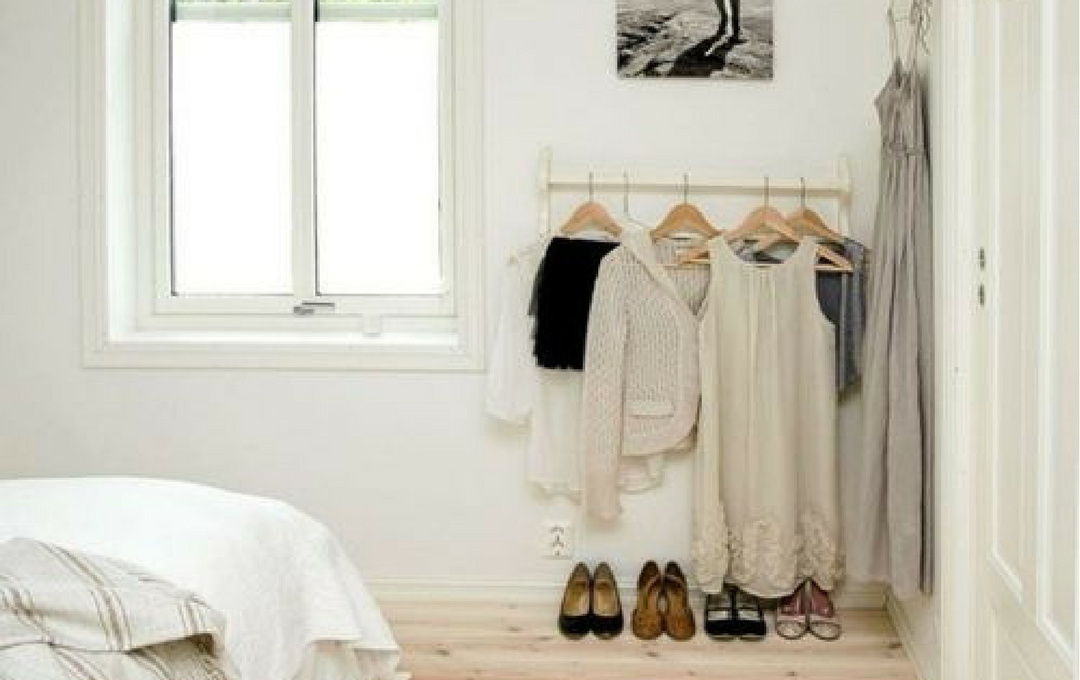 8 dicas para simplificar o guarda roupa