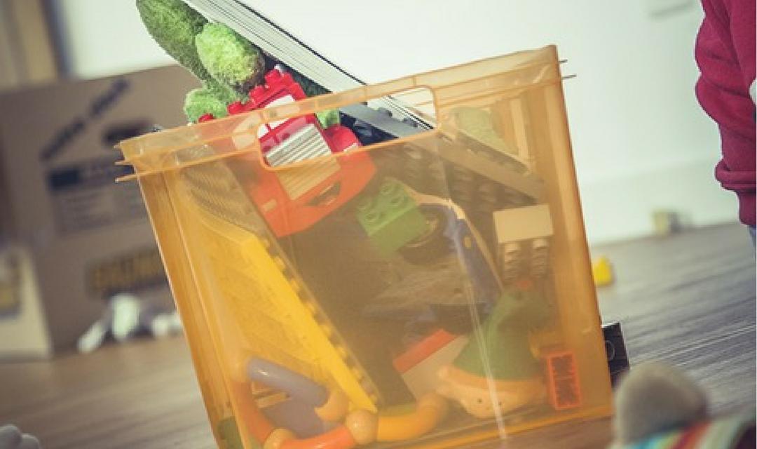 Criança que organiza. É possível?