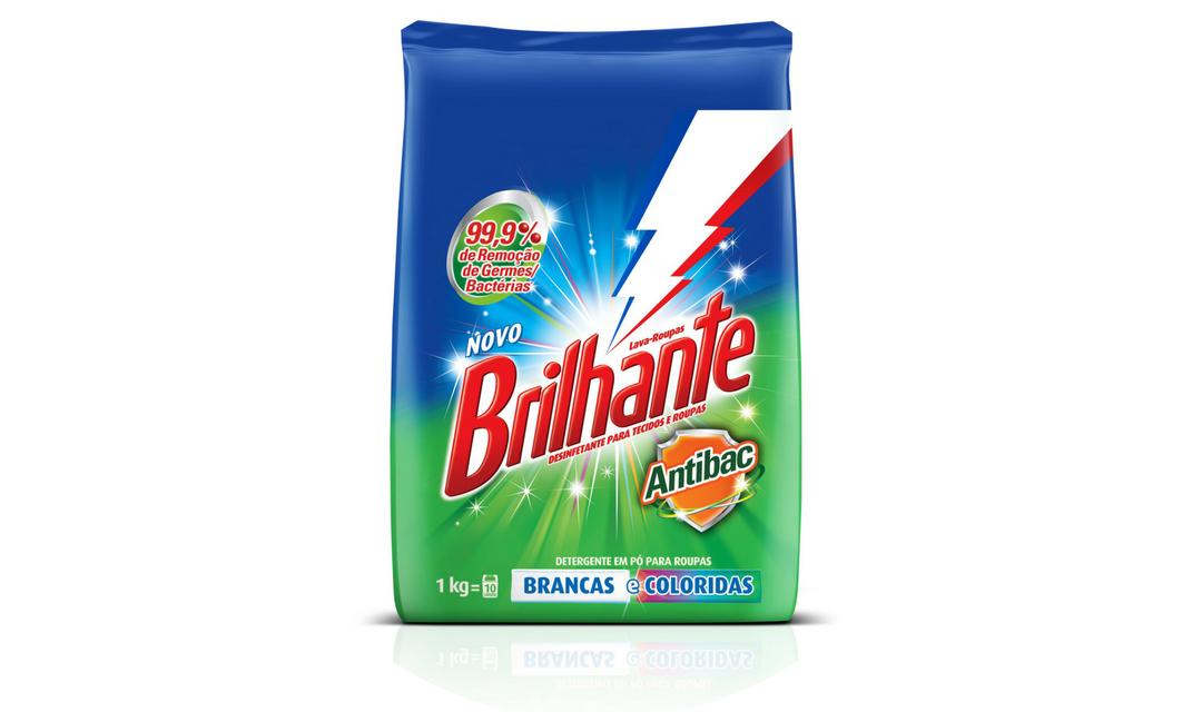 Brilhante Antibac | Resenha de Produto