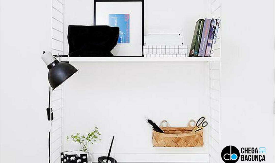 30 dicas para organizar a casa
