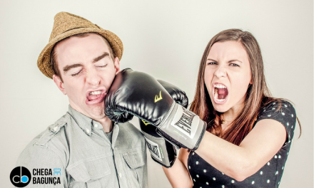 4 passos para conviver com um bagunceiro